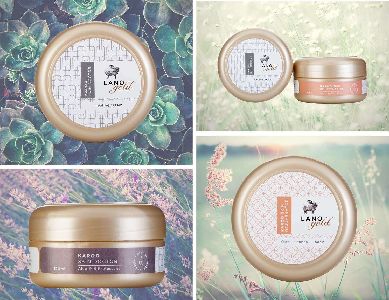 Lanogold Product Photos